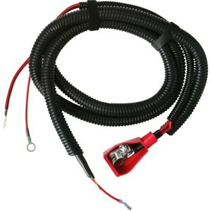 A72 4ua Battery Cable New For Ford Ranger Explorer 1991 1994
