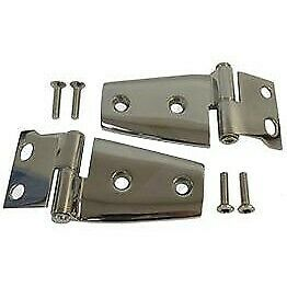 Rt34100 Rt Off road Set Of 2 Hood Hinges Driver Passenger Side New Lh Rh Pair