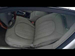 Driver Front Seat Bucket Opt A51 Air Bag Leather Fits 06 10 Lucerne 124745