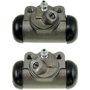 Set Rbw18290 F Dorman Set Of 2 Wheel Cylinders Front Driver Passenger New Pair