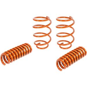 410 402002 N Afe Set Of 4 Lowering Springs Front Rear New For Chevy Coupe