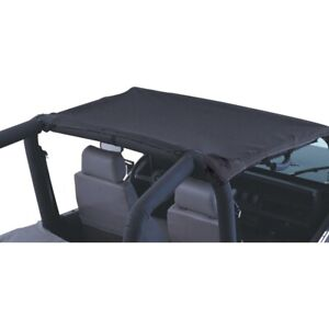 Bt40015 Rt Off road Soft Top New Black For Jeep Wrangler 1997 2006