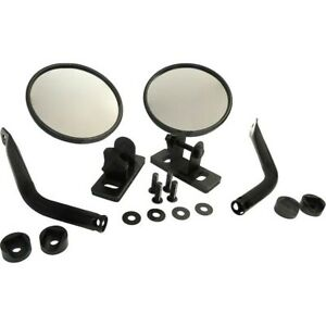 Rt30020 Rt Off road Set Of 2 Mirrors Driver Passenger Side New Lh Rh Pair