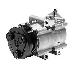 471 8106 Denso A C Ac Compressor New For Mark With Clutch Ford Mustang Town Car