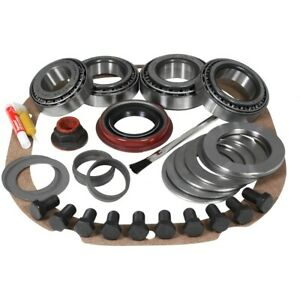 Yk F8 8 a Yukon Gear Axle Differential Installation Kit Rear New For E150 Van
