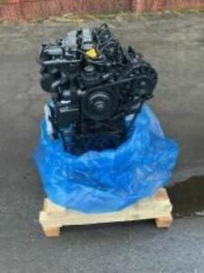 Deutz Td2 9l Diesel Engine 74hp All Complete And Run Tested