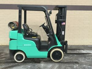 5 K Lp Forklifts Fully Refurbished