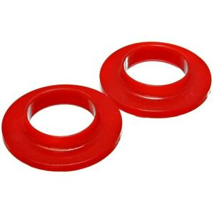 9 6118r Energy Susp Set Of 2 Coil Spring Isolators Rear New For Olds Gto Pair