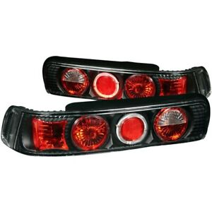 221003 Anzo Set Of 2 Tail Lights Lamps Driver Passenger Side New Lh Rh Pair