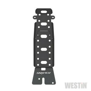 42 21015 Westin Skid Plate New For Jeep Wrangler Jk 2018