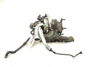 Mk5 Vw Jetta 2 0t Tsi Exhaust Turbo Turbocharger Manifold Assembly Factory 739