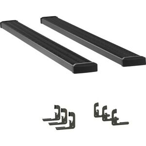 415088 401443 Luverne Set Of 2 Running Boards New For Chevy Silverado 1500 Pair