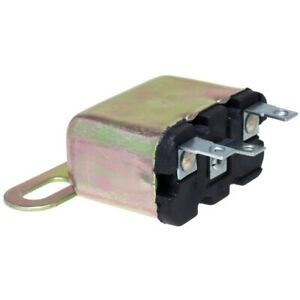 U1738 Ac Delco Horn Relay New For Chevy Mercedes Olds Vw De Ville Series 60 75 J
