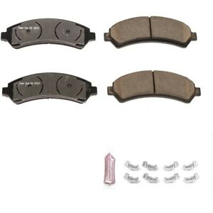 Z36 726 Powerstop Brake Pad Sets 2 Wheel Set Front New For Chevy Olds S10 Pickup