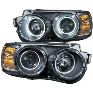 121488 Anzo Headlight Lamp Driver Passenger Side New For Chevy Lh Rh Sonic