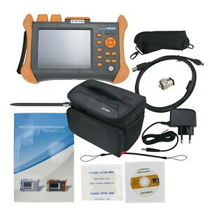 Tmo300 Otdr Sm Optical Time Domain Reflectometer Tester 1310 1550nm Built in Vfl