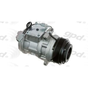 6512106 Gpd A C Ac Compressor New With Clutch For Toyota Land Cruiser Lx470