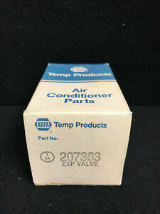 Nos vintage Napa Air Conditioner Parts 207363 Expansion Valve
