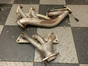 1986 1987 Grand National T Type Gnx Exhaust Manifold Headers Poston Enterprises