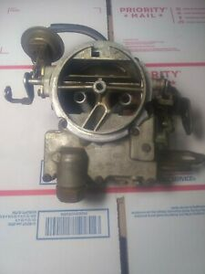 Nice 1972 Chevelle Rochester Gm 2 Jet Carburetor Chevy Buick Oldsmobile 7042114
