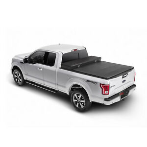 Extang 93457 Trifecta Tri Fold Toolbox Truck Bed Cover For Silverado Sierra 1500
