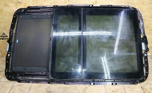 Panoramic Sunroof Overhead Glass Roof Electric Panel Oem Bmw E70 Anthrazit