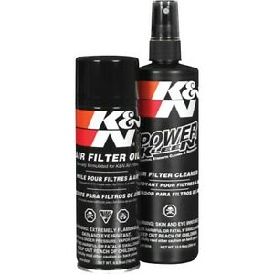 99 5000 K N Air Filter Cleaner Kit New