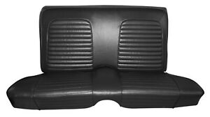 1967 Mustang Coupe Rear Seat Cover Upholstery Your Color Choice