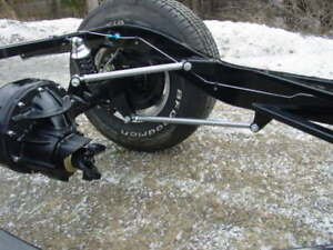 usa Made Weld On Triangulated 4 Bar Suspension Kit custom Lengths Available