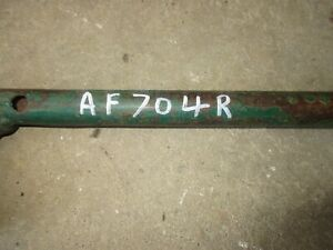 Used G John Deere Tractor Work Head Light Lamp Support Rod Bar Af704r