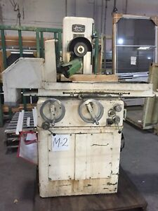 Boyer Schultz Surface Grinder