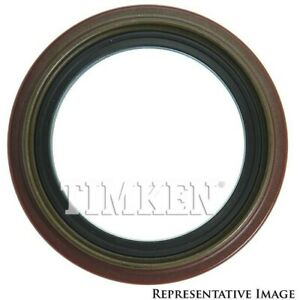 5604 Timken Kit Wheel Seal Front New For Le Baron Town And Country Ram Van Dodge