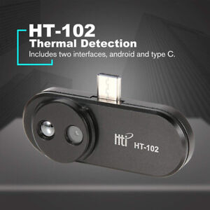 Ir Camera Infrared Thermal Imager Thermodetector Usb Type c Ht 102 For Android