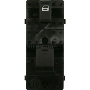 Dws 373 Power Window Switch Front Passenger Right Side New Black Rh For Nissan