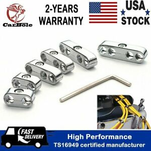 Spark Plug Wire Separators Dividers 7mm 8mm 9mm Looms For Chevy Sbc 302 350 454
