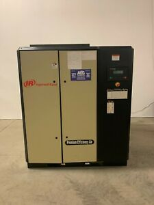 Ingersoll Rand 50 Horsepower Variable Speed Rotary Screw Air Compressor