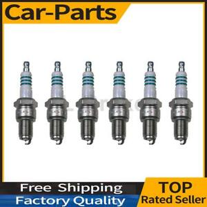 Fits Ford Mustang Ii Pinto 6x Denso Auto Parts Spark Plug