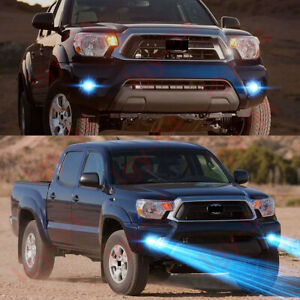 For Toyota Tacoma 2012 2013 2014 2015 2016 2017 2018 8000k Led Fog Light Bulb