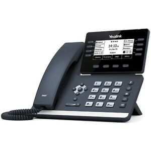 Yealink Sip t53w Prime Business Phone With 3 7 Graphical Lcd Screen Bluetooth