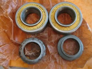 Usa Pair 2 Rear Wheel Bearing L s Rw101r Rw507br 1966 Oldsmobile Jetstar