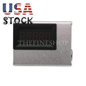 Portable Mini Laser Power Meter Measure Wavelength 390nm 1024nm Rechargeable us