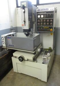 Ez Spark Es1208c Edm Electric Discharge Machine Used Local Pickup Only