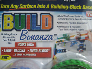 Build Bonanza for Blocks and legos. NEW As Seen On TV $9.00