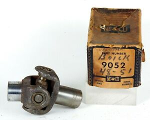 1948 1949 1950 1951 Buick Dynaflow Universal Joint By Neapco P n 9052
