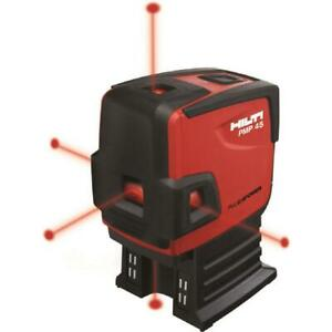 Hilti Pmp 45 45 Square 5 point Laser New