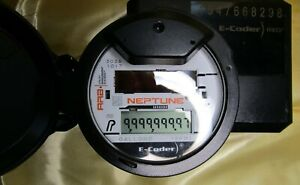 Neptune R900i E coder Rw2g 13 Wireless Automated Water Meter Reader register