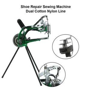 Shoe Repair Machine Shoe Mending Sewing Machine Cotton leather nylon Thread Diy