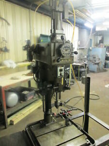 Clausing Drill Press Model 1788 89 With 1617 Air Feed