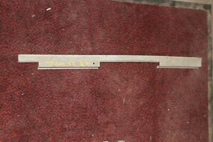 1937 Lincoln Right Front Door Window Channel Br