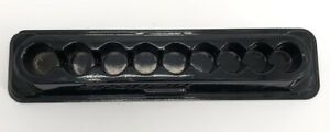 Snap On Tools 3 8 Magnetic Socket Tray Black Pakty259